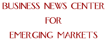 business news for emerging markets